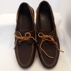 Sperry Top Sider Boat Shoes Size 13M